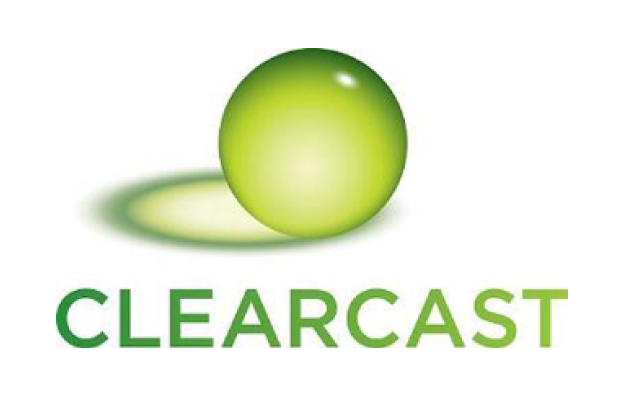 Clear cast logo